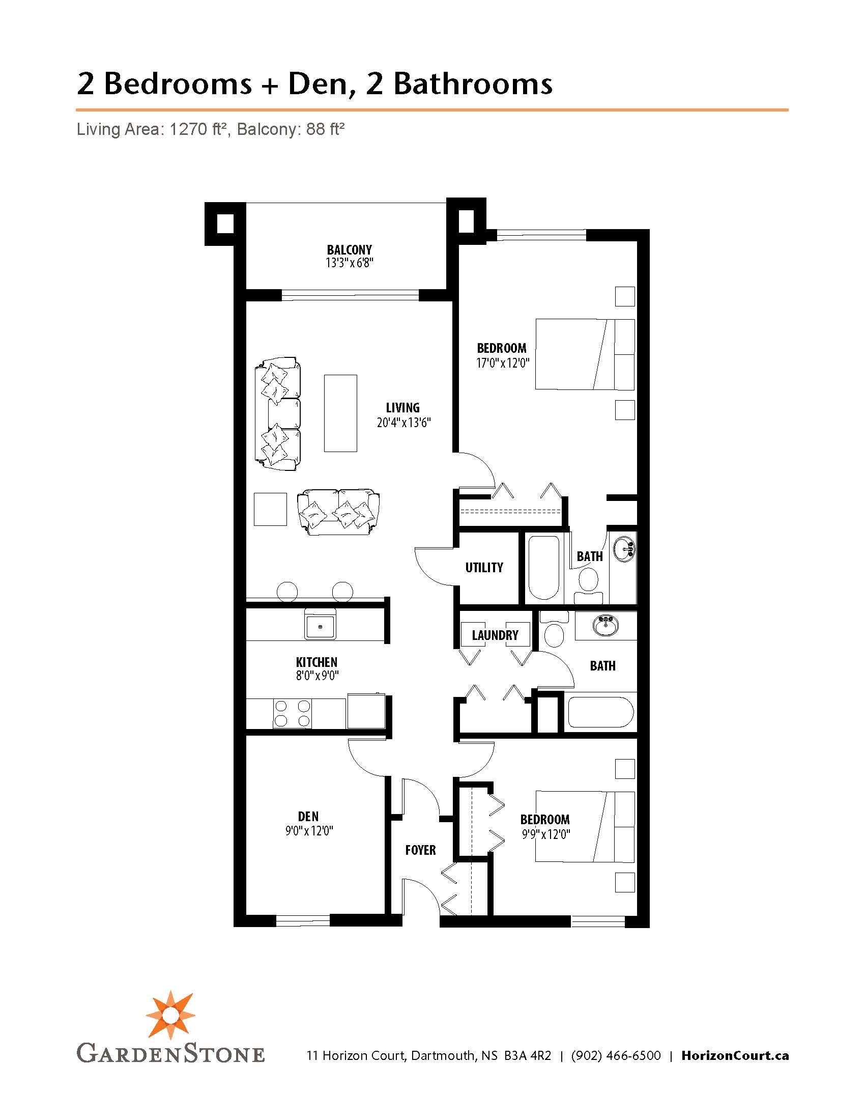 galley style kitchen floor plans - wood floors