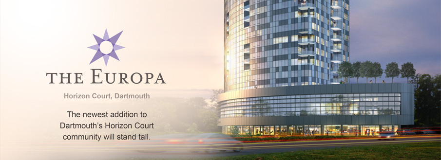 The Europa: Horizon Court, Dartmouth | The newest addition to Dartmouth's Horizon Court community will stand tall.