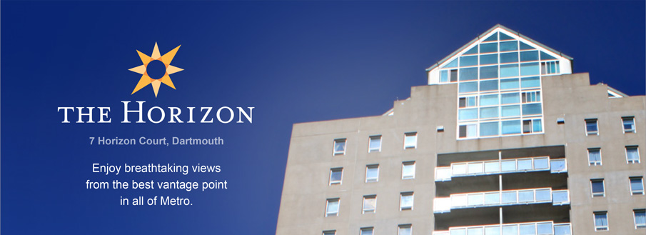 The Horizon: 7 Horizon Court, Dartmouth | Enjoy breathtaking views from the best vantage point in all of Metro.